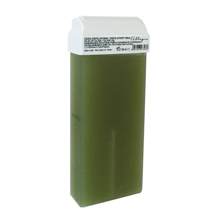 Воск в картриджах Allegra Jewels Оливковое масло, 100 г