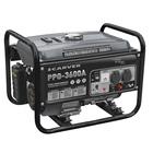 Генератор CARVER PPG- 3600А, бензиновый, 2.5/2.8 кВт, 220 В, бак 15 л, ручной старт