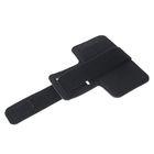 Чехол для сотового телефона на руку LuazON, 14x7.5 см, выход для наушников, черный - Фото 3