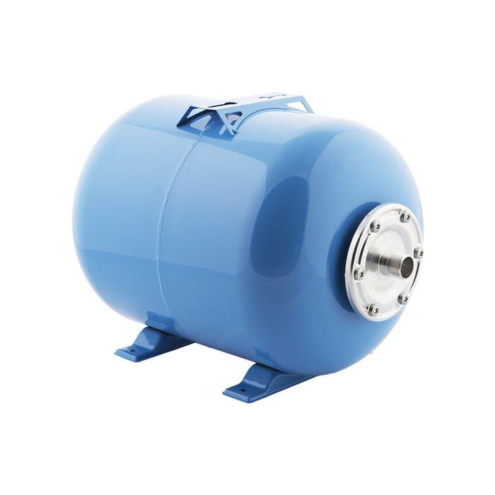 Гидроаккумулятор Джилекс, для систем водоснабжения, горизонтальный, 50 л