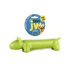 "Игрушка для собак J.W. -""Длинная собака"", суперупругая Мегаласт, резина, средняя, микс"