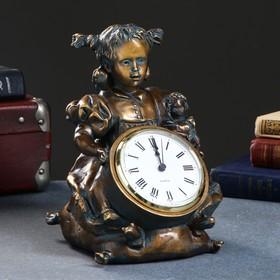 Часы 'Бетти', бронза Ош