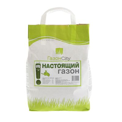 Семена газонной травы «Настоящий Газон», 2 кг - Фото 1