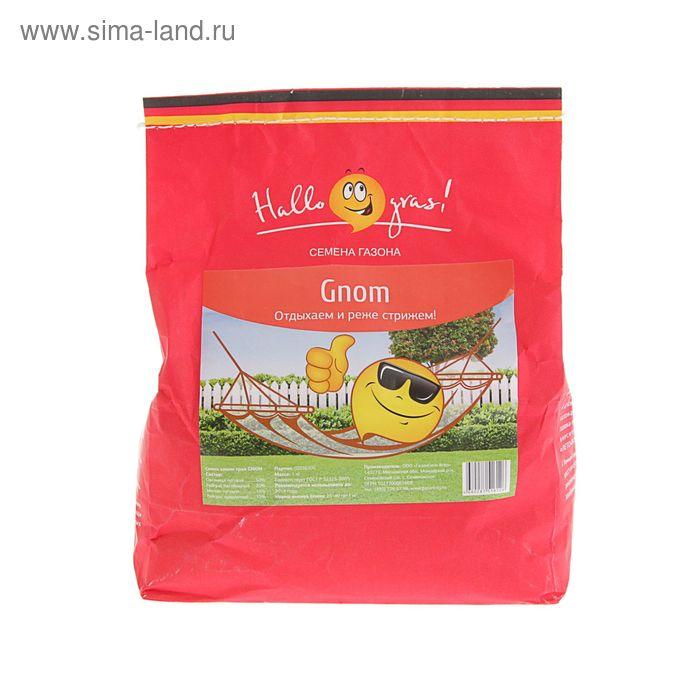Семена газонной травы Gnom Gras, 1 кг