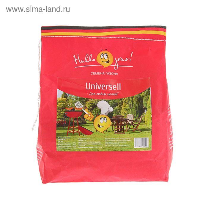 Семена газонной травы Universell Gras, 1  кг