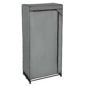 Шкаф для одежды 75×46×160 см, цвет серый Ош