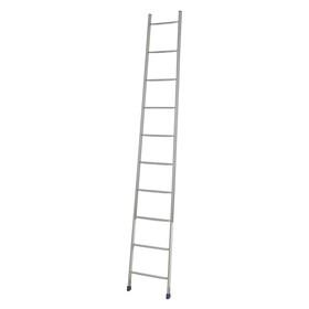 Лестница приставная Nika Л10, 10 ступеней, 2.45 м Ош