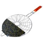 Решётка-гриль «Звезда», размер 60 (+5) х 30 см