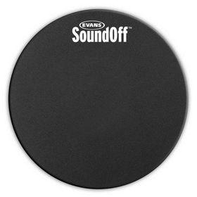 Тренировочная заглушка Evans SO-12 SoundOff для барабана 12''