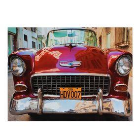 Картина на подрамнике 'Автомобиль' Ош