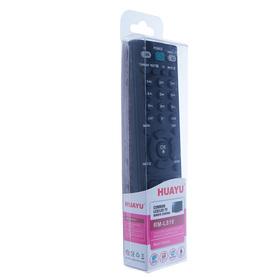 Пульт ДУ Huayu RM-L810, для ТВ LG, универсальный, черный Ош