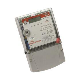 Счетчик NP73E.1-11-1, 3ф, 5-80 А, 0.5S/1.0 класс точности, многотарифный, PLC, оптопорт Ош