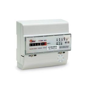 Счетчик НЕВА 303 0.5Т0, 3ф, 5-10А, 0.5s класс точности, однотарифный