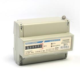 Счетчик 'Энергомера' ЦЭ-6803В 1, 10-100 А, трехфазный, однотарифный, 1 класс точности Ош