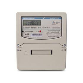Счетчик ЦЭ-6803В 1, 3ф, 10-100 А, 1 класс точности, однотарифный Ош