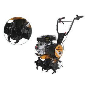 Мотокультиватор CARVER T-350, 3 л.с., 2.2 кВт, 4Т, глубина/ширина 23/20-35-43 см Ош