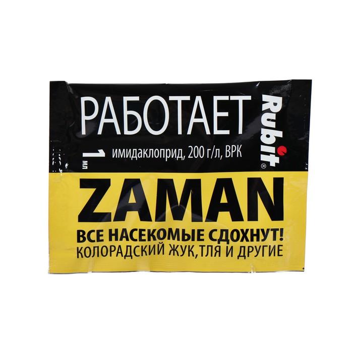 Средство от колорадского жука Rubit Заман, 1 мл