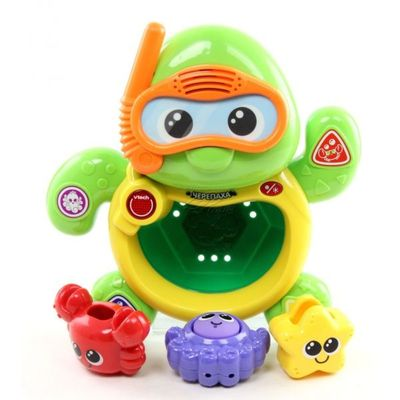 """Игрушка для ванны """"Черепаха"""" - Фото 1"""