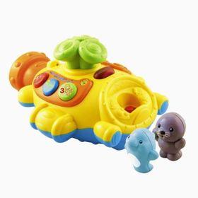"""Игрушка для ванны """"Подводная лодка"""", пускающая фонтан"""