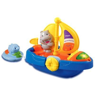 """Игрушка для ванны """"Спасательный катер"""" - Фото 1"""