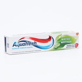 Зубная паста Aquafresh Тотал «Мятная», 100 мл Ош