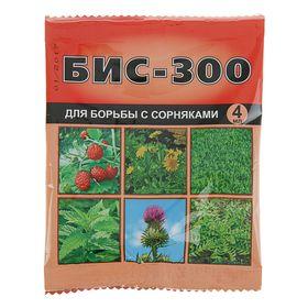 Средство для борьбы с сорняками Бис-300, ампула, 4 мл Ош