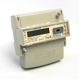 Счетчик 'Энергомера' СЕ 301 R33 145-JAZ, 5-60 А, трехфазный, многотарифный, для физ.лиц ЕКБ Ош