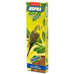"Палочки Жорка ""Яблоко"" для попугаев, 2 шт, 80 г"