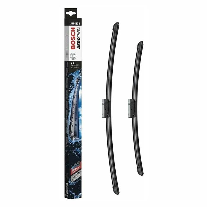 Bosch 3397007462 Щётки стеклоочистителя ATW Multi-Clip 600/475 AM462S 3397007462