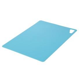Доска разделочная гибкая ИскраПласт, 34х24 см, толщина 2 мм, цвет МИКС