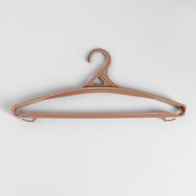 Вешалка-плечики для верхней одежды, размер 48-50, цвет МИКС