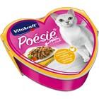 Влажный корм POESIE для кошек, курица/овощи в соусе, ламистер, 85 г