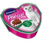 Влажный корм POESIE для кошек, дичь/клюква в желе, ламистер, 85 г