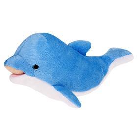 Мягкая игрушка «Дельфин Скайп», 30 см