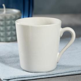 Чашка 'Белая' 0,2 л Ош