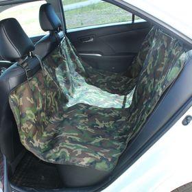 Авточехол-накидка на заднее сиденье Tplus, оксфорд, нато, T002210