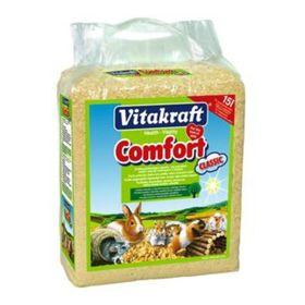 Опилки VITAKRAFT COMFORT CLASSIC для грызунов, 15 л Ош