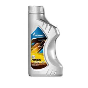 Масло моторное Gazpromneft Premium L 10W-40, 1 л