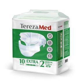 Подгузники для взрослых Extra Medium (№2) TerezaMed уп.10
