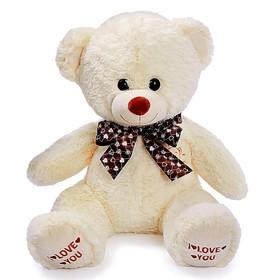 Мягкая игрушка «Медведь Топтыжка», цвет молочный, 70 см