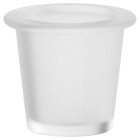 Колба туалетного ерша для VIZ х NOS х ESP х UNI, матовый хрусталь, FBS
