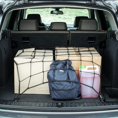 Сетка багажная для крепления груза Nevod, усиленная, 75х75 см
