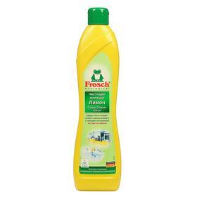 Чистящее молочко Frosch «Лимон», 500 мл