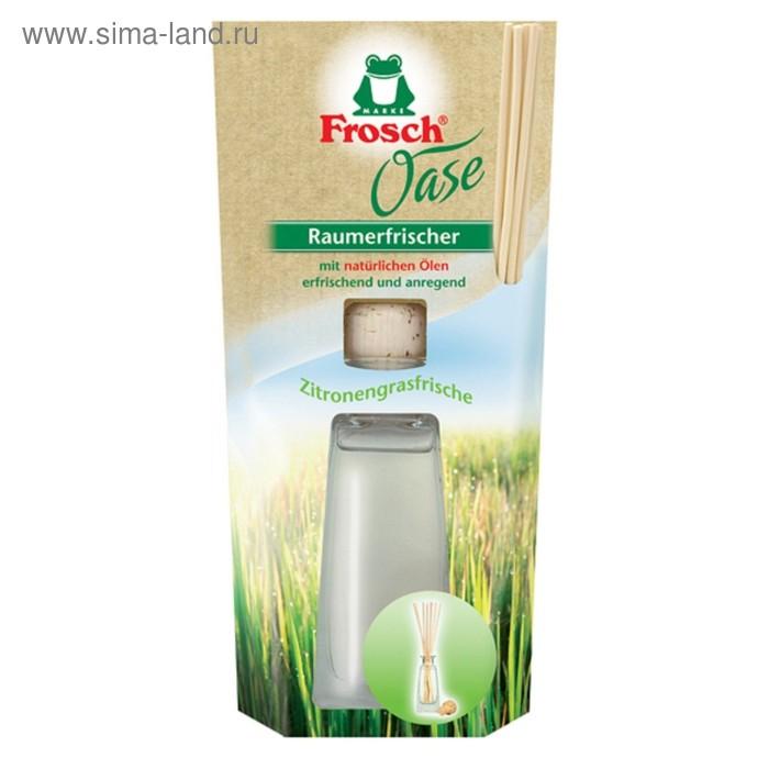 Освежитель воздуха Frosch «Лимонник», на основе масел, 90 мл