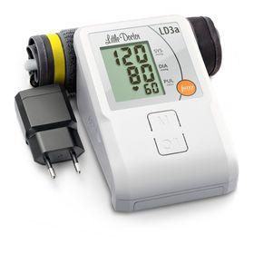 Тонометр Little Doctor LD-3а, электронный, автоматический, адаптер в комплекте