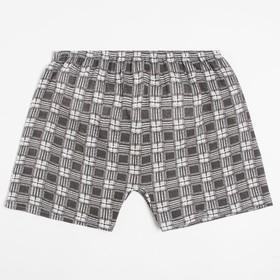Трусы мужские шорты, цвет МИКС, размер 56-58 Ош