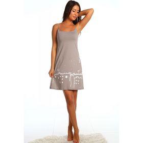 Сорочка женская, цвет МИКС, размер 44
