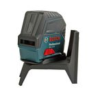 Лазерный нивелир Bosch GLL 2-15 Prof (0601066E00), IP54, ± 3мм, 15 м, крепление RM1