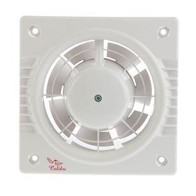 Вентилятор вытяжной COLIBRI 100, d=100 мм, 220-240 В, белый Ош