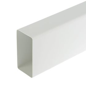 Канал прямоугольный VENTS, 110 х 55 мм, 0.5 м Ош